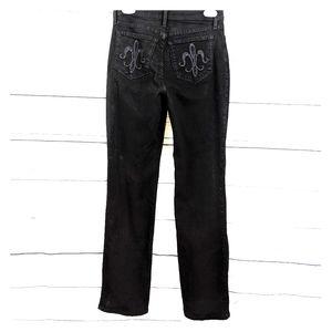NWOT ~ NYDJ Highwaist Black Jeans